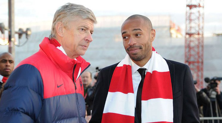 Henry does not feel ready to take over Arsenal