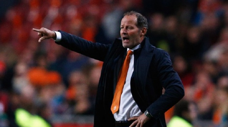 Danny Blind was fired