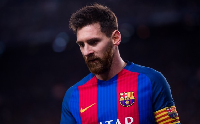 Barcelona supported Messi about his penalty of four games