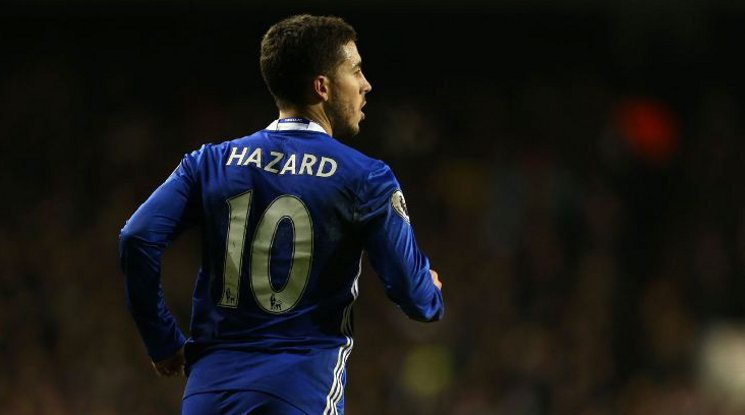 Chelsea is offering Hazard 300 000 pounds per week