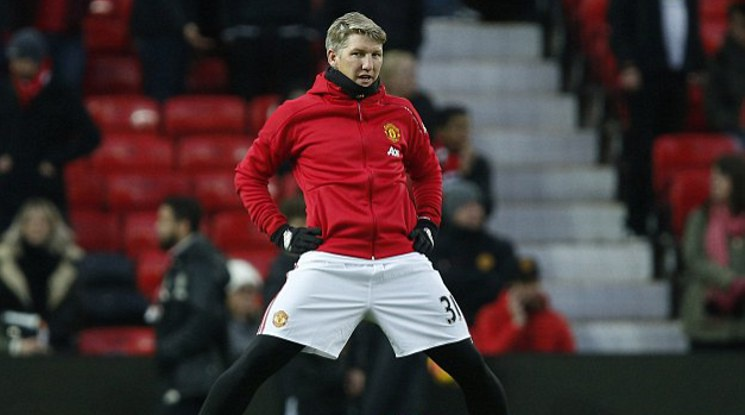 Schweinsteiger will maintain his form with Mallorca