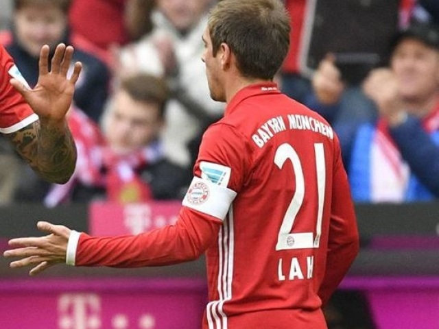 Lahm admitted: 'I refused to become the sports director because of Uli Hoeness.'