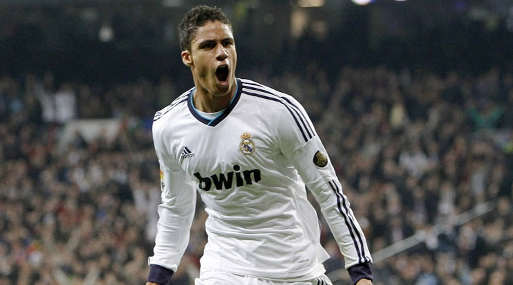 Varane will be out for a month