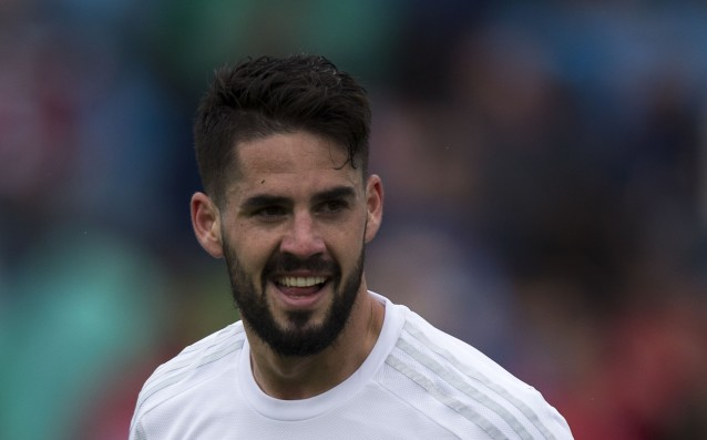Chelsea started negotiations with Isco