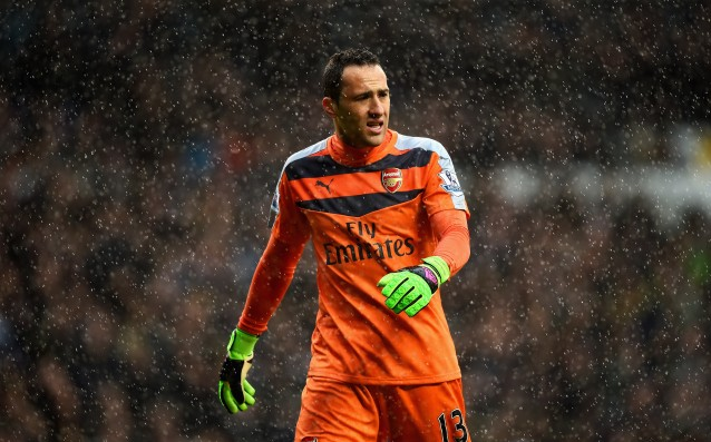 Arsenal is selling David Ospina to Fenerbahce