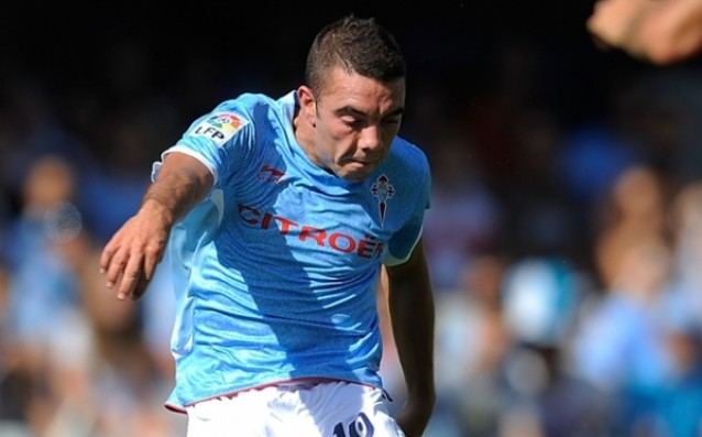 Iago Aspas has a new contract with Celta Vigo