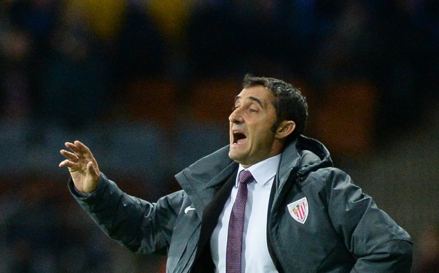 The future of Valverde is not clear yet
