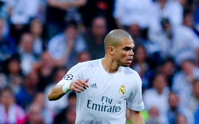 Pepe will continue playing football in Europe