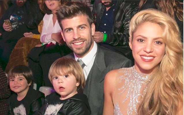 Pique and Shakira will not be invited to the wedding of Messi