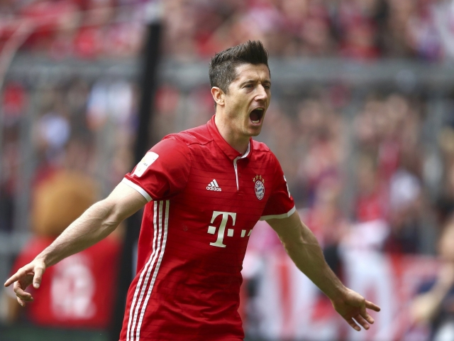 Lewandowski: 'Everything is fine!'