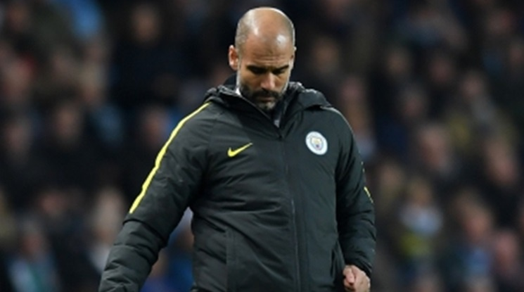 Guardiola is satisfied with the performance of his team