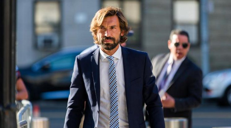 Pirlo will become the assistant of Conte at Chelsea