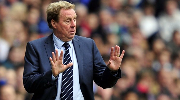 Harry Redknapp is the new manager of Birmingham