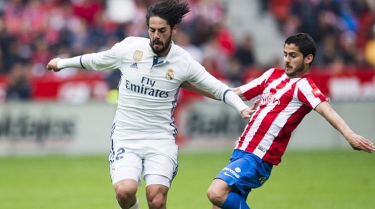 Zidane: 'The place of Isco is at Real Madrid!'