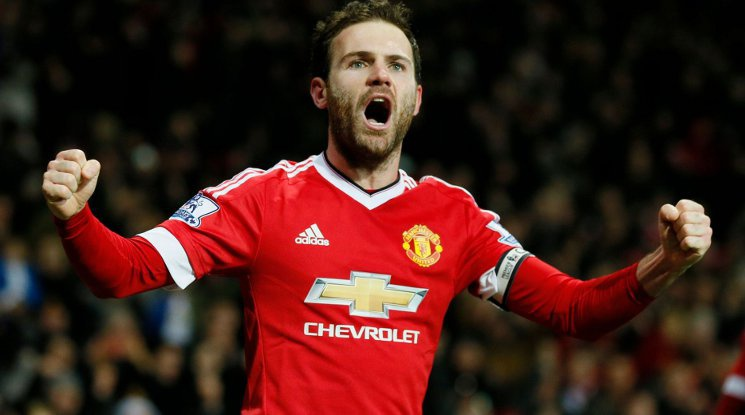 Juan Mata will miss the rest of the season