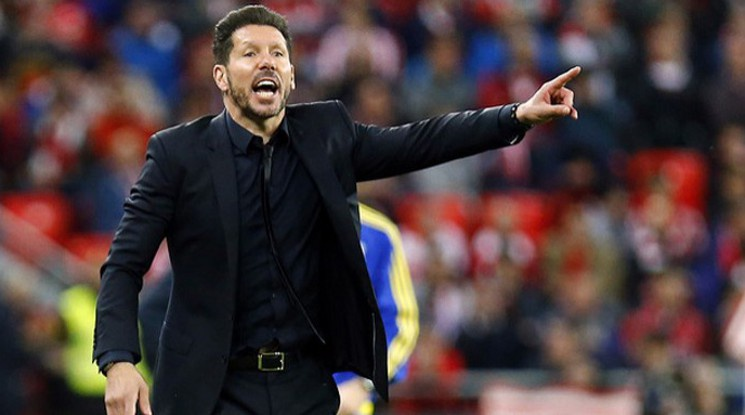 Inter is going to draw Diego Simeone
