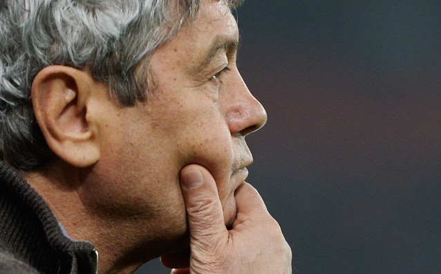 Galatasaray wants Lucescu back