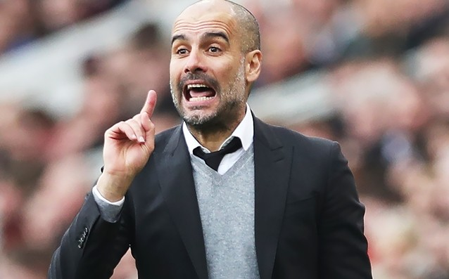 Guardiola proved to be a fan of alcohol drinks