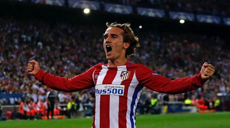 Griezmann's agent: 'United may activate the liberating clause in my client's contract.'