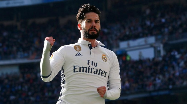 Real Madrid will increase the salary of Isco