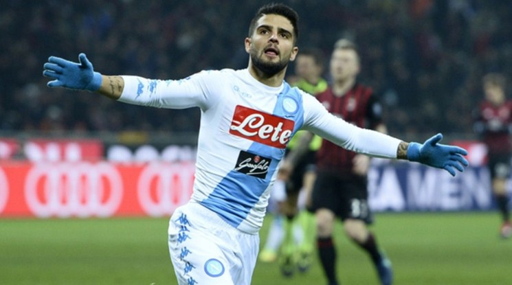 Napoli will keep Insigne until 2022