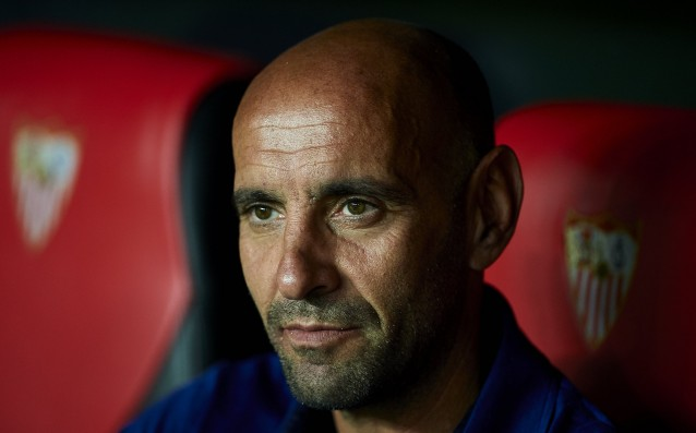 Monchi signed a contract with Roma