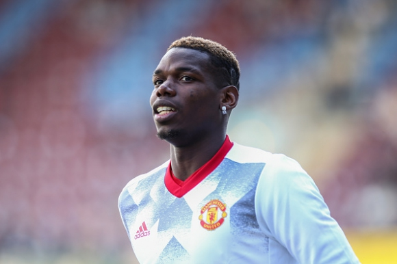 Pogba resumed workouts