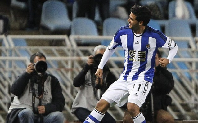 Carlos Vela is leaving Real Sociedad