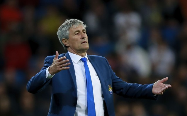 Setien will take over Valencia