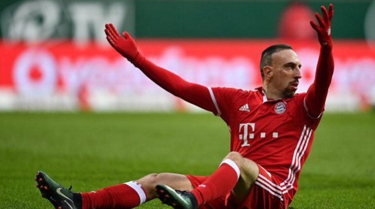 Ancelotti: 'Ribery is a worthy man!'