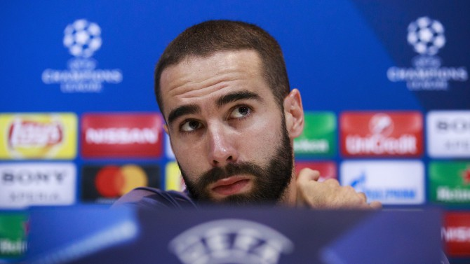 Carvajal: 'I hope we will not allow a goal!'