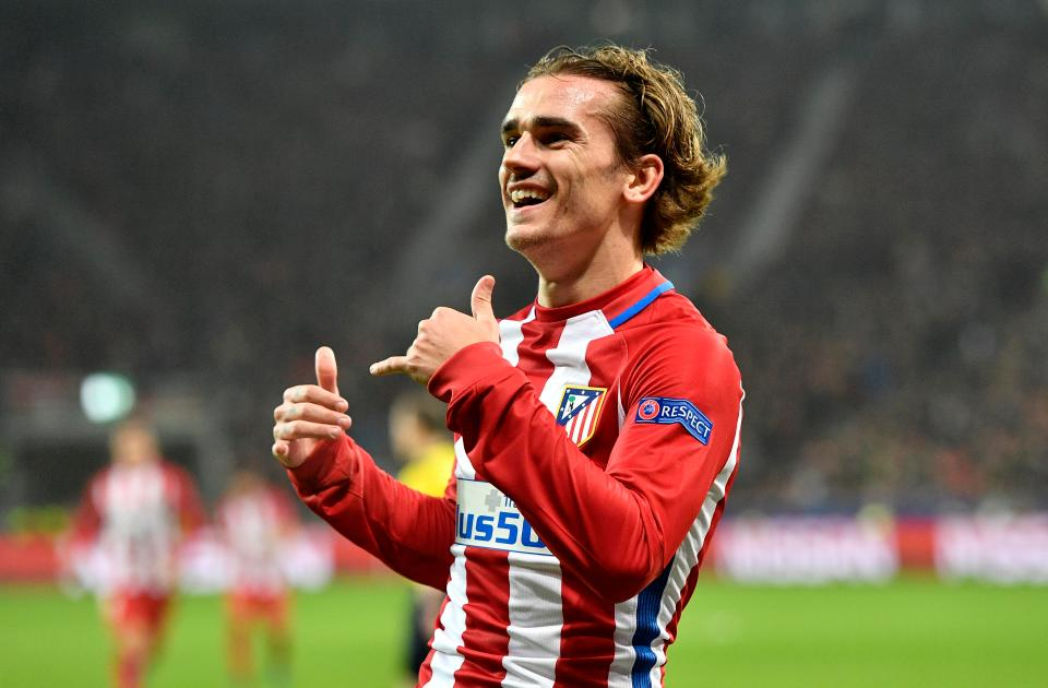Griezmann will join Manchester United