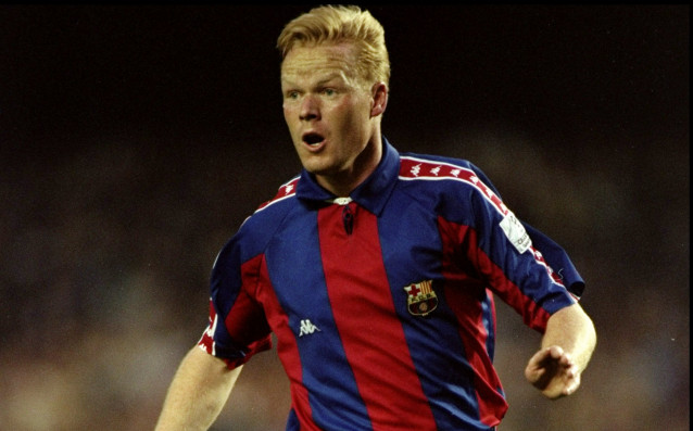 Koeman wants to lead Barcelona