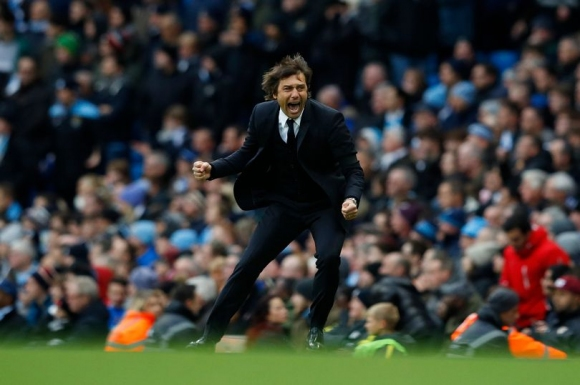 Conte: 'I want to stay at Chelsea for many more years to come!'