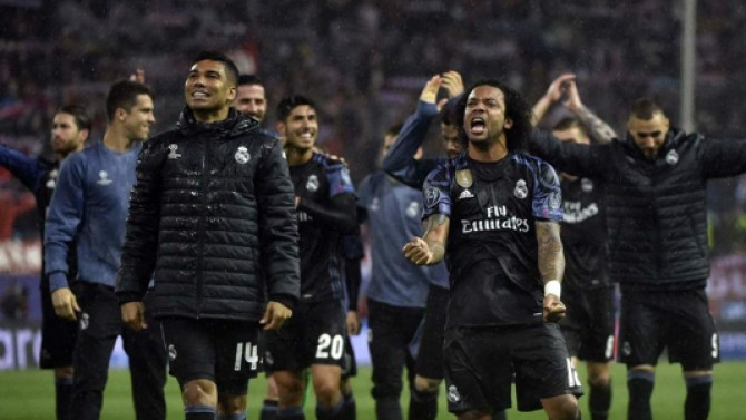 Casemiro: 'We respect Juventus but we are not afraid of them!'