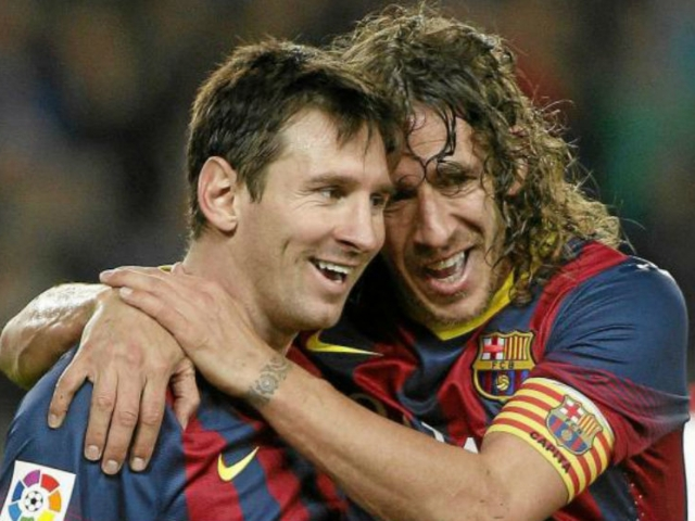 Puyol: 'Messi is the better than Ronaldo!'