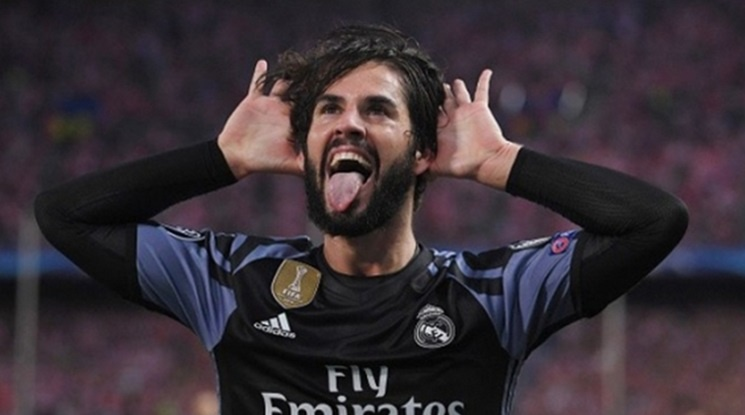 Isco: 'I am staying at Real Madrid!'
