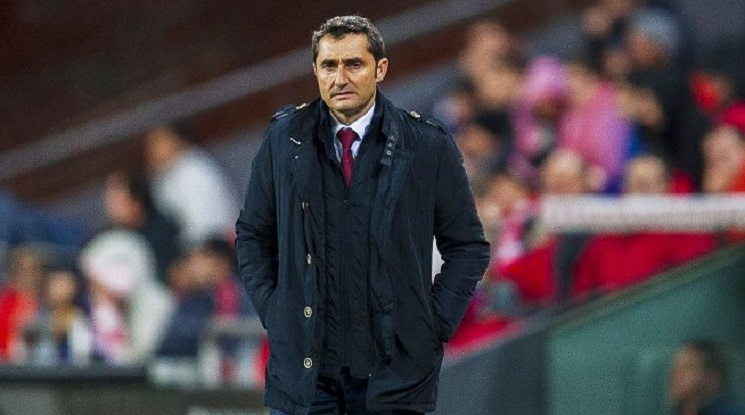Ernesto Valverde will be the new coach of Barcelona