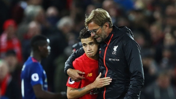 Coutinho wants to stay at Liverpool