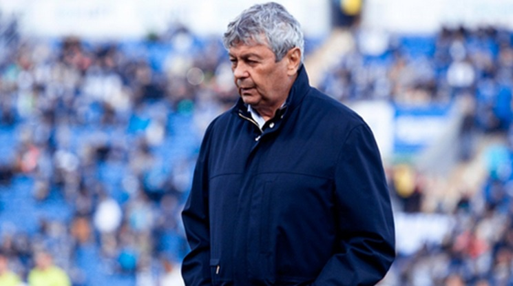 Zenit dismissed Lucescu