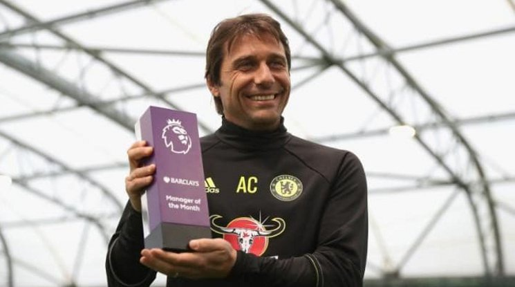 Conte will sign a new four-year contract with Chelsea
