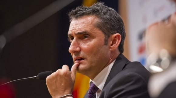 Officially: The new mentor of Barcelona is Ernesto Valverde!