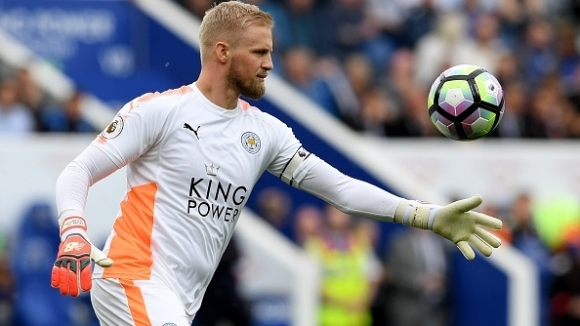 Schmeichel will miss the games against Germany and Kazakhstan
