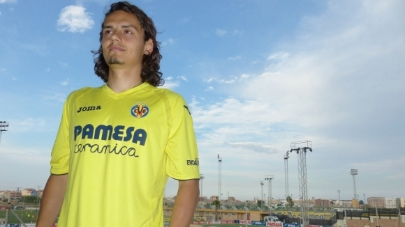 Villareal bought a striker from Manchester City