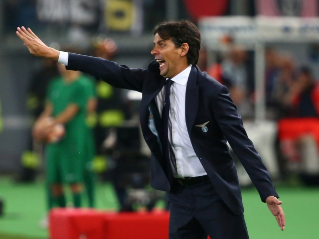 Inzaghi renewed his contract with Lazio