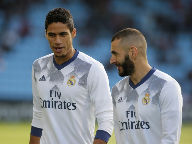 Mourinho wants to draw Varane