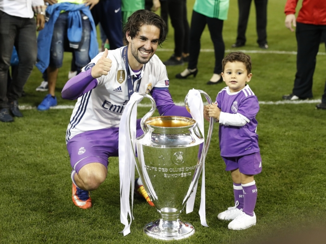 Isco: 'I am going to play at Real Madrid for a long time!'