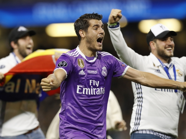 Real Madrid is not going to reduce the price of Morata