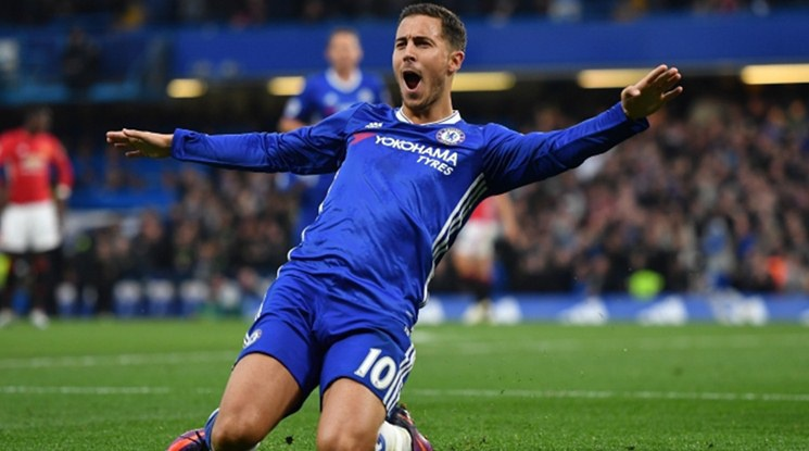 Hazard wants the second title with Chelsea