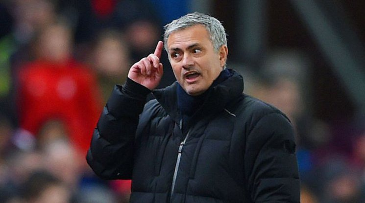 Mourinho is suspected in a tax fraud